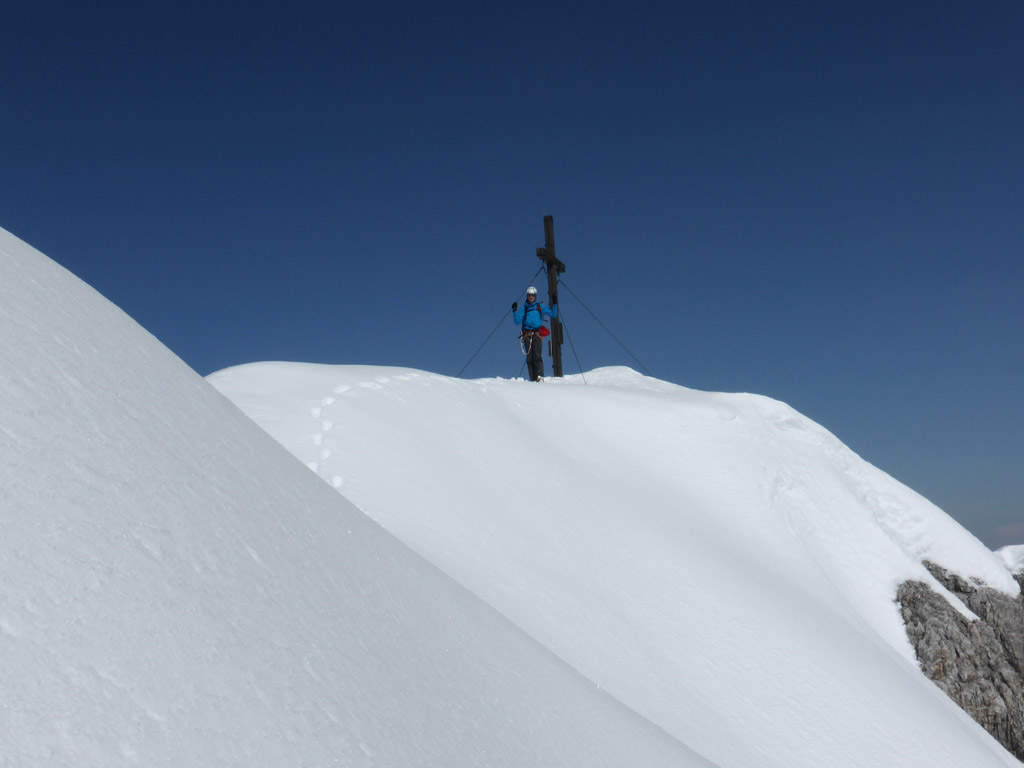 Gipfel Steingrubenkogel