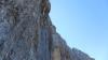 Schwierige und heikle Kletterei in SL 20