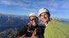 Nach 13 Stunden Kletterzeit auf der Gratschulter