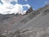Vom Karboden wider ca 150 Hm hinauf zum Einstieg in die Spindlerschlucht