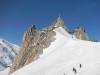 Aiguille du Midi - Ausgangspunkt
