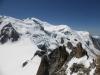 Aussicht Mt. Blanc