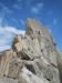 Die A0-Gipfelwand