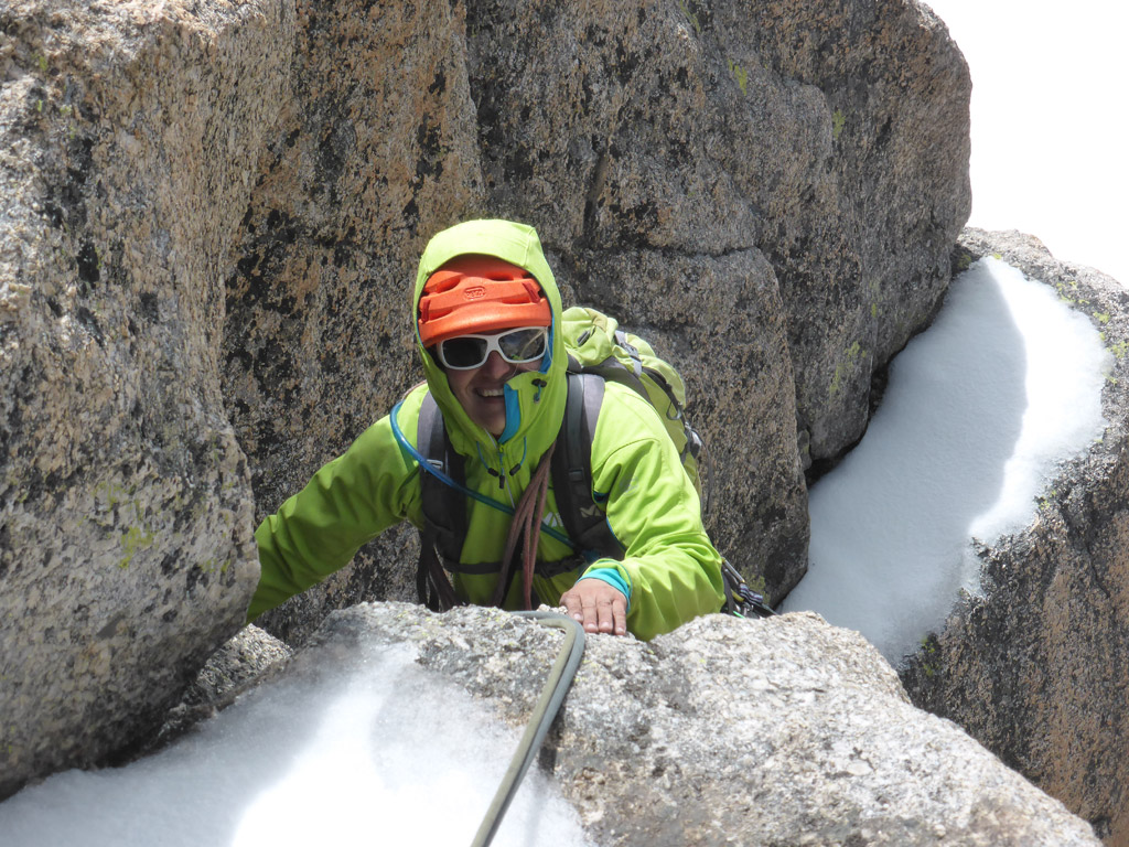 Ausstieg aus dem nassen Verhauer-Kamin