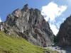 Rampenweg - Routenverlauf und Abstieg