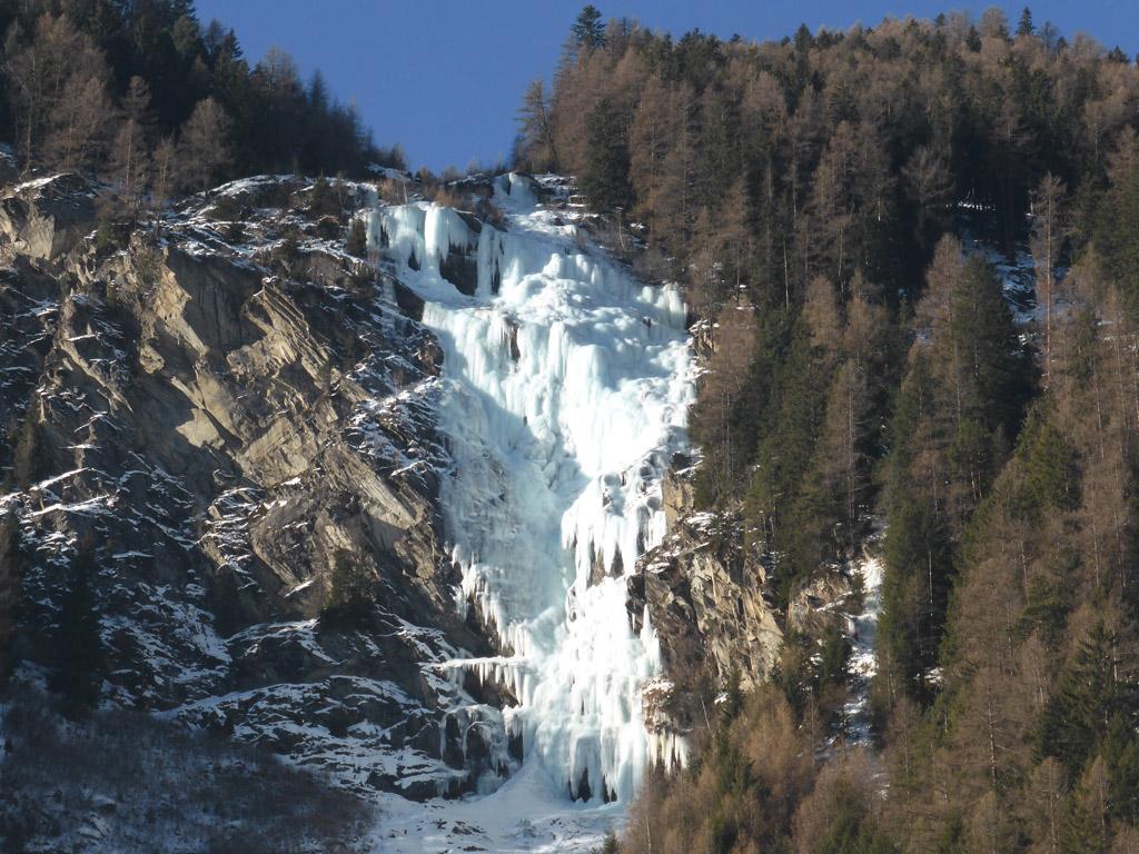 Eisenbachfall im Ötztal