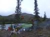 Perfect Camp KM 155 - Trailhead Netro Summit