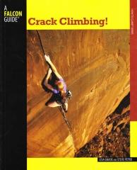 Falcon Guide - Crack Climbing - von Lisa Gnade und Steve Petro