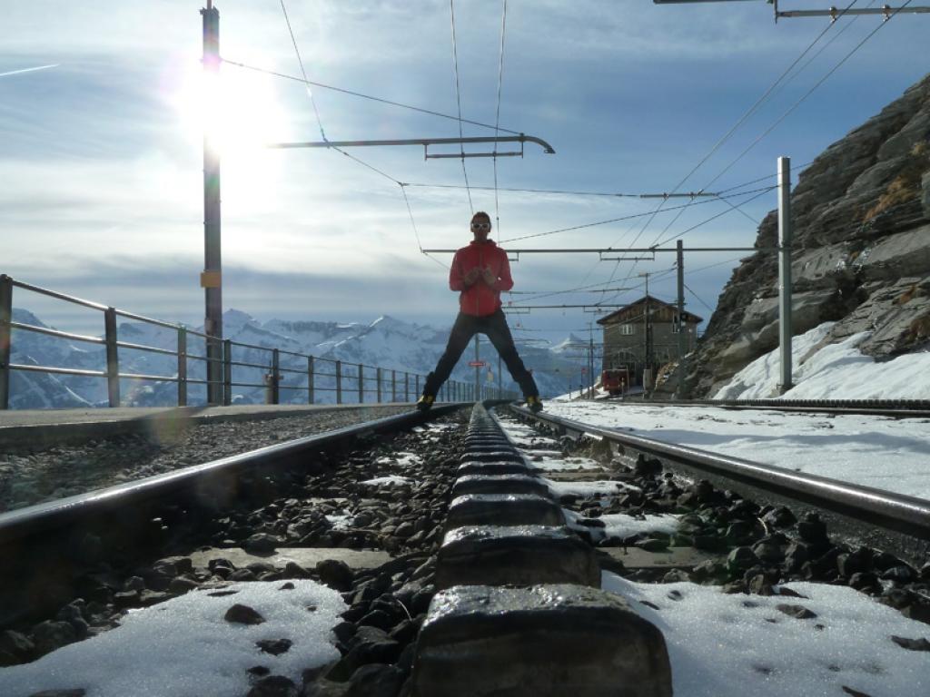 Nächste Station Eiger Nordwand