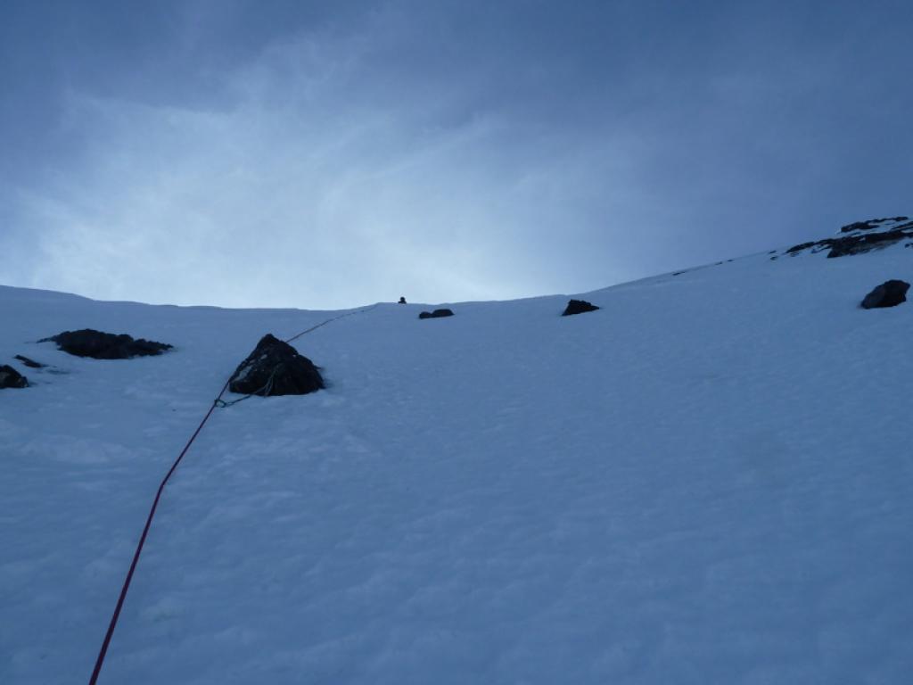 Gipfeleisfeld