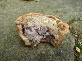 Englische Feinkost: Pork Pie...