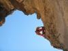 Traumroute Pincitas in der großen Höhle