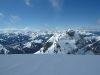 Gipfelpanorama nach Sueden