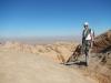 Am Gipfelplateau des Jebel Rum