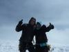 Am Mont Blanc 4810m