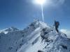 Gipfelgrat Eiskögele