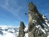 Abseilen von der Bergretterspitz 3104m