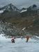 Eisklettern am Futschöl Pass