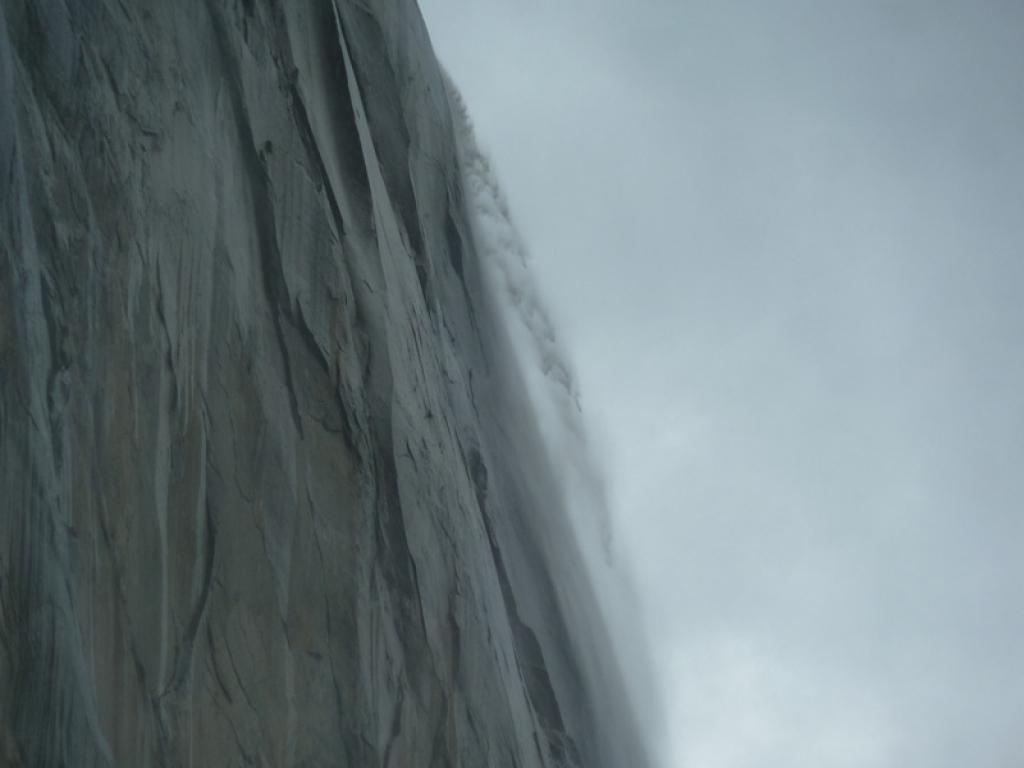 Horsetail Falls am ElCap